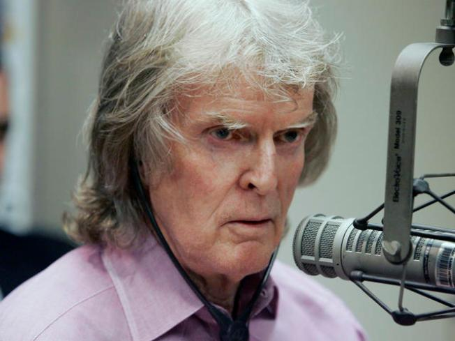 "Shock Jock Don Imus Makes ""Business"" Deal"