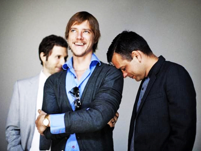 Interpol Bassist Dave Pajo Quits
