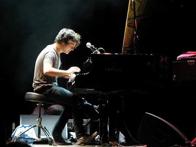 "3/4: Jamie Cullum, ""Thank You Tibet""…"