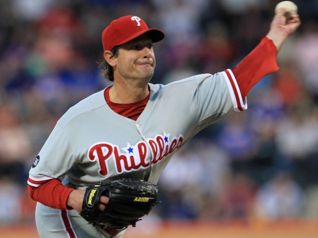 Phillies Age and Brains Beat Up On Yankee Brawn