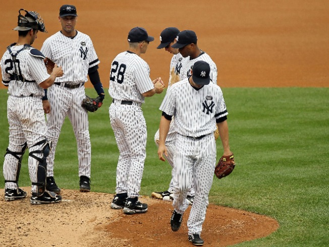 The Yankees Know It's All About the Pitching