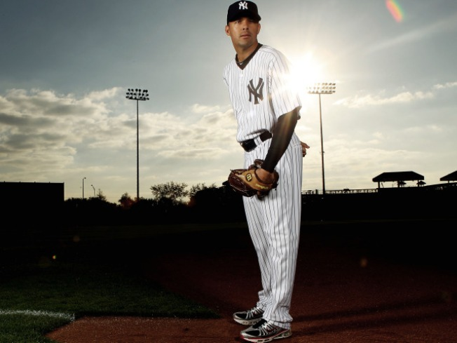 Javier Vazquez is the Yankees Anxiety Reducer
