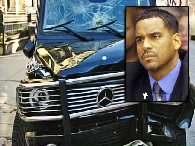 Jayson Williams Blew Twice the Limit in DWI Crash: Cops