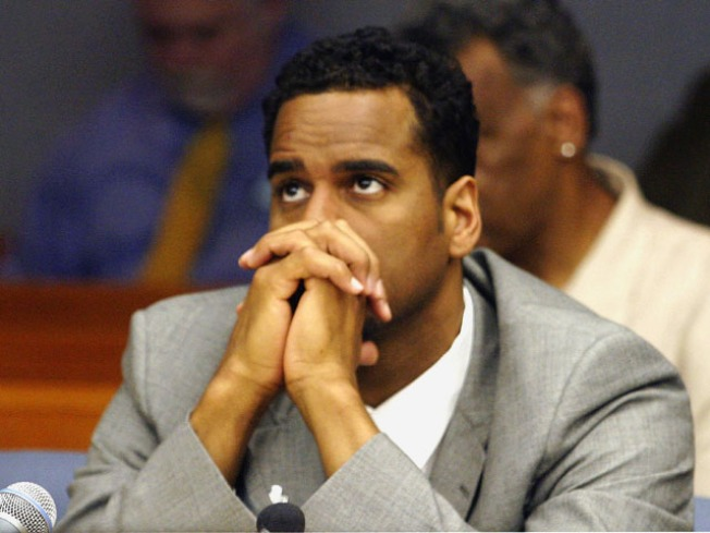 Jayson Williams Pleads Guilty to DWI Charge
