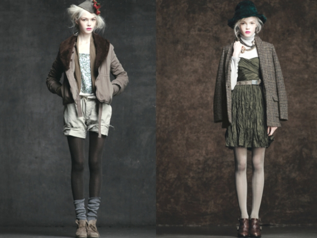 First Look: J. Crew's Fall 2010 Video Look Book