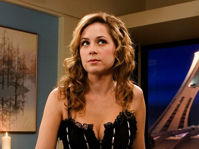 "Jenna Fischer on Steve Carell's Possible ""Office"" Departure: ""I'd Hate to See Him Go"""
