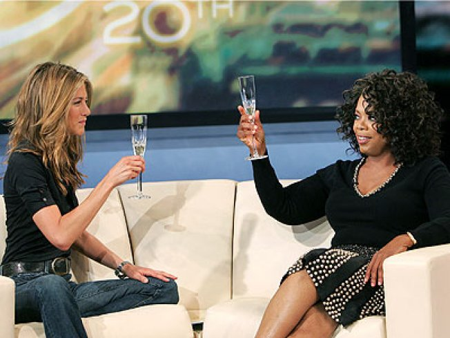 Aniston and Oprah? O Boy