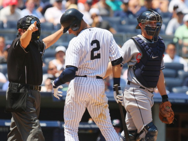 The Yankees Finally Say Goodbye to May