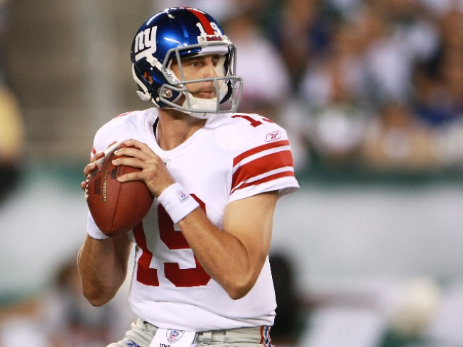 The Giants Might Be Holding Open Tryouts for Quarterbacks