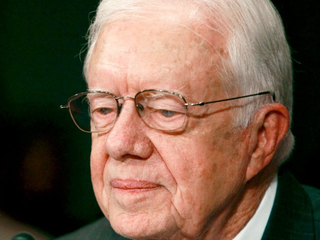 Carter: The Pea-Nutty Ex-President