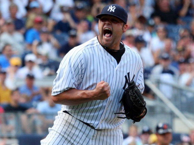 Nothing's Ever Easy With Joba Chamberlain