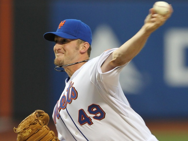 Jonathon Niese is Almost Perfect