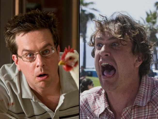 Jason Segel Playing Slacker Brother to Ed Helms' Buttoned-Down Square