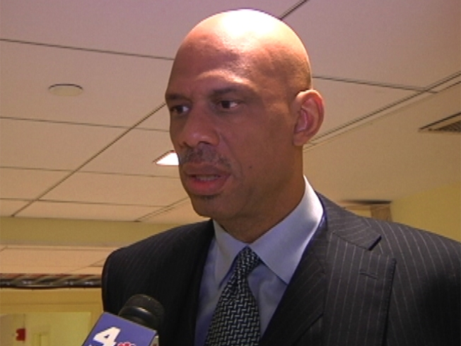 Abdul-Jabbar Opens Up About His Cancer