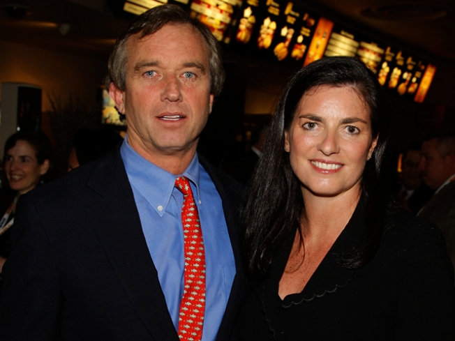 RFK Jr.'s Wife Charged With Drunk Driving