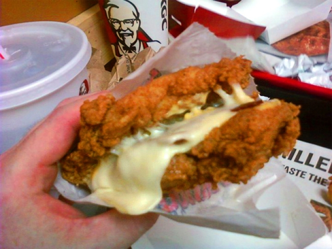 KFC's Double Down Gets Reprieve