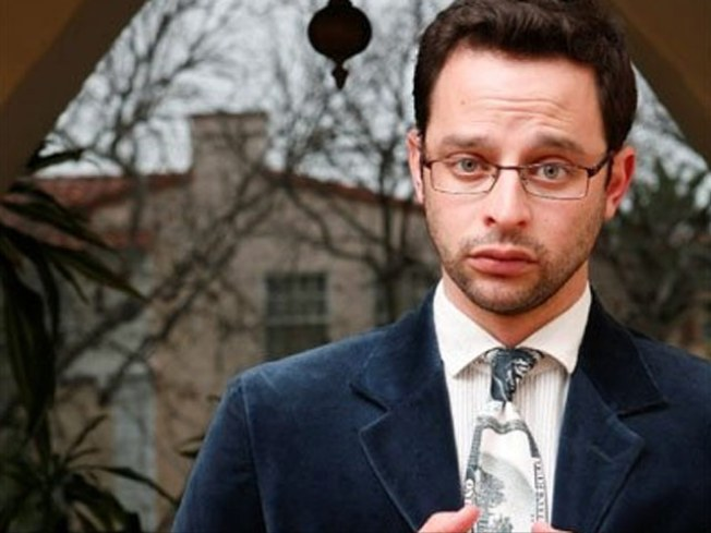 11/18: Nick Kroll's Comedy Central Taping, Jim Jarmusch @ Anthology…