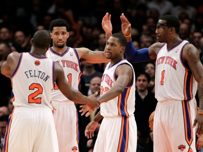 Statement Game: Knicks Demolish Spurs 128-115