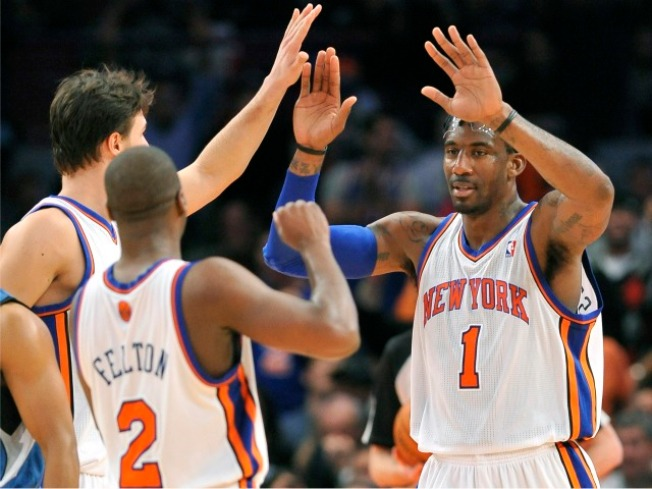 The Knicks Continue to Remind Us What a Winning Streak Looks Like