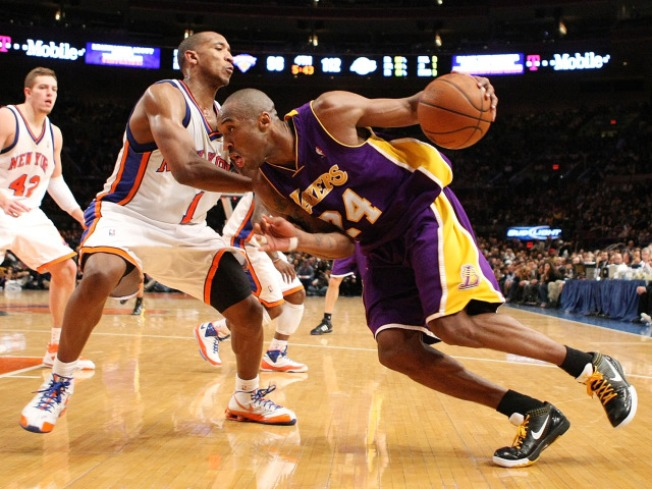 Kobe Bryant Returns to the Scene of the Crime