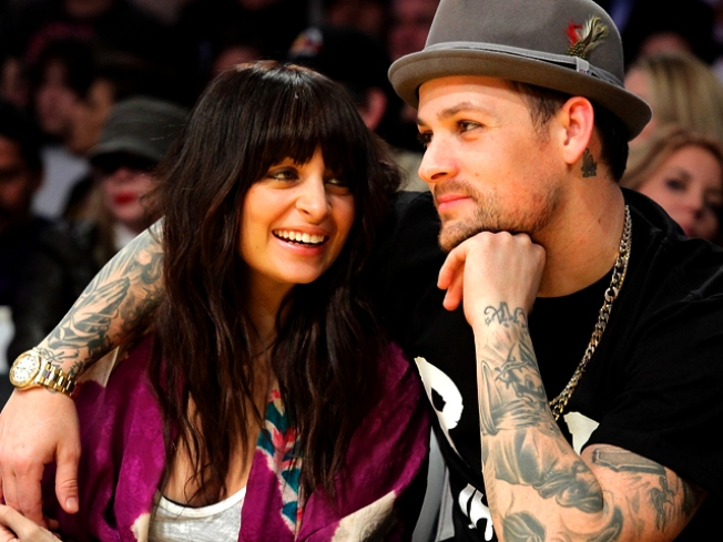 Nicole Richie and Joel Madden Are Now Married