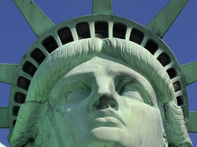 Lonely Lady: Cast of Liberty's Nose Unsold at Manhattan Auction