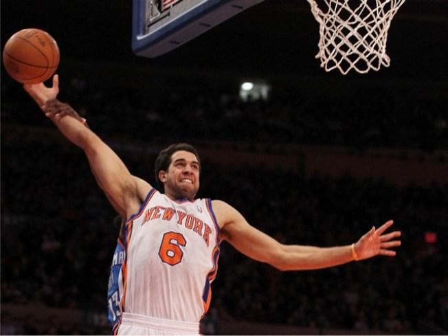 Rest Does the Knicks Plenty of Good
