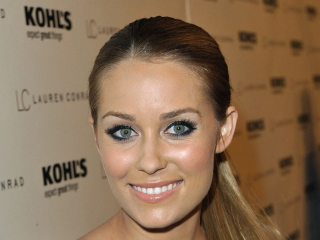 Lauren Conrad Not Into Playing Self in Movie