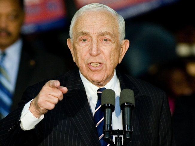 Aide: NJ Sen. Lautenberg 'Recovering Comfortably'