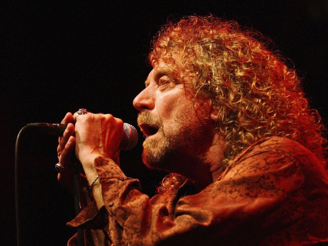 "Robert Plant: Led Zep Reunion Talk ""Pain in the P---er"""