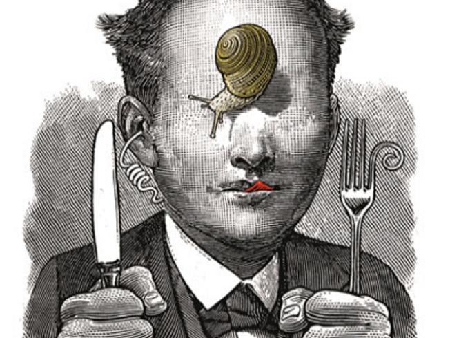 9/25: Vive le Fooding!