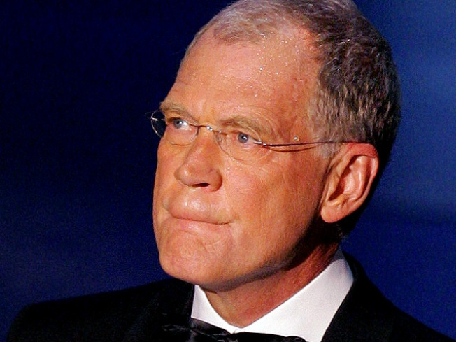 "Letterman's ""Late Show"" Ratings Still Sexy"