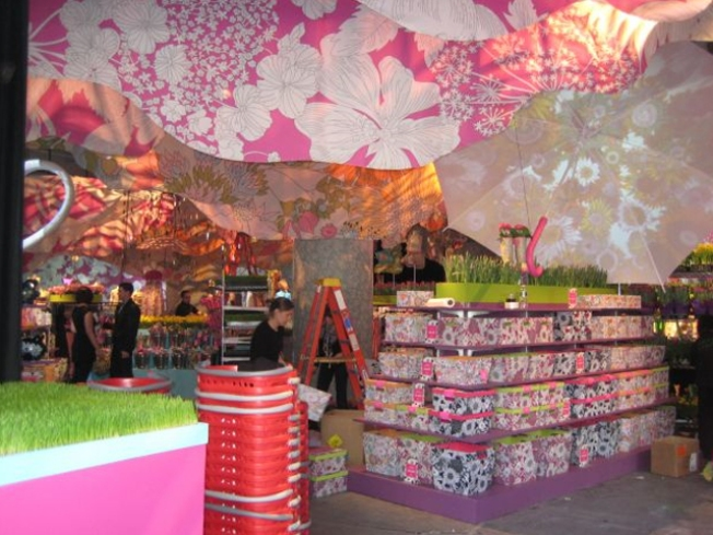 Sneak Peek: Inside the Liberty for Target Pop-Up