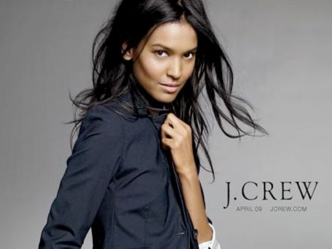 Model Liya Kebede Scores a J. Crew Deal