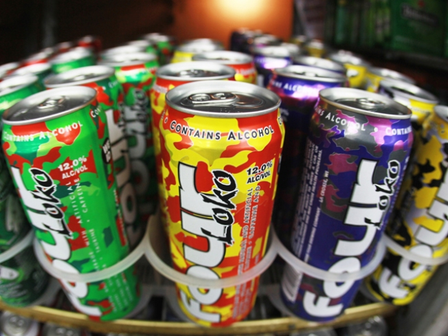 NY Officials Want Crackdown on Alcoholic Energy Drinks