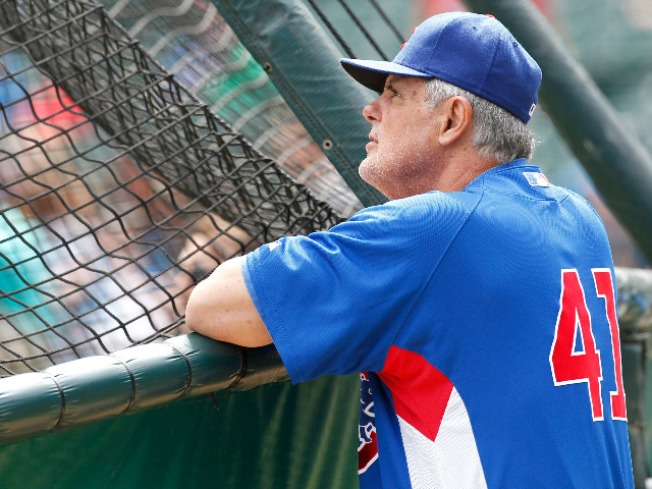 After 46 Years, Lou Piniella Is Ready to Hang Up the Uniform
