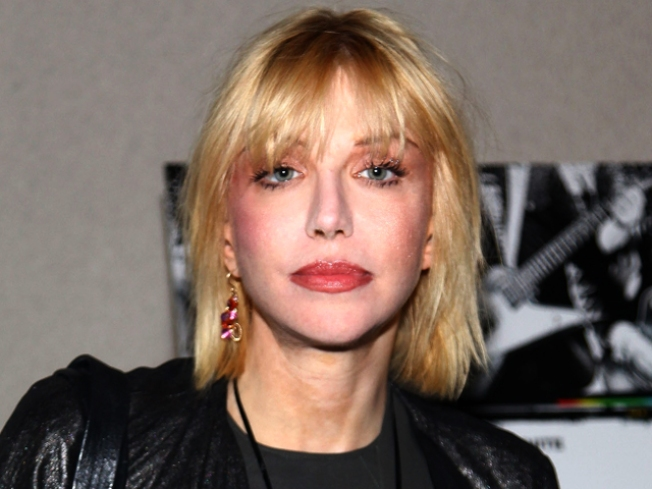 Courtney Love Pines for Daughter, Slams Spears Family