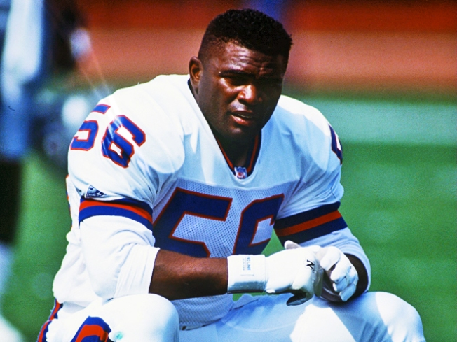 Giant Legend Lawrence Taylor Charged with Statutory Rape