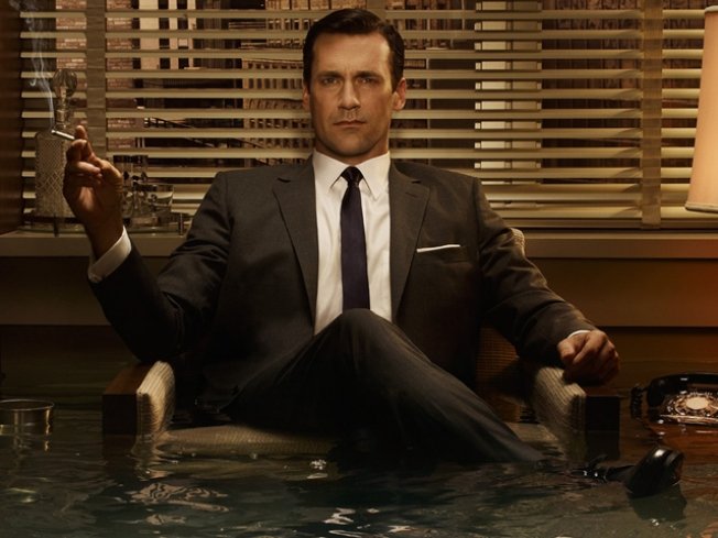 "Third Episode of New Season's ""Mad Men"" Leaks Out"