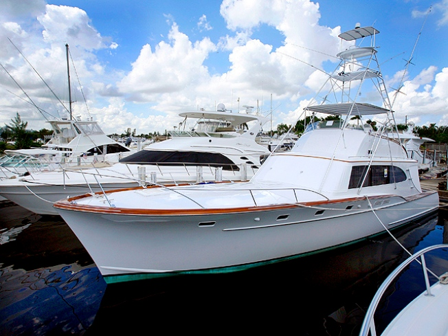 Bernie's Boats Go for $2M