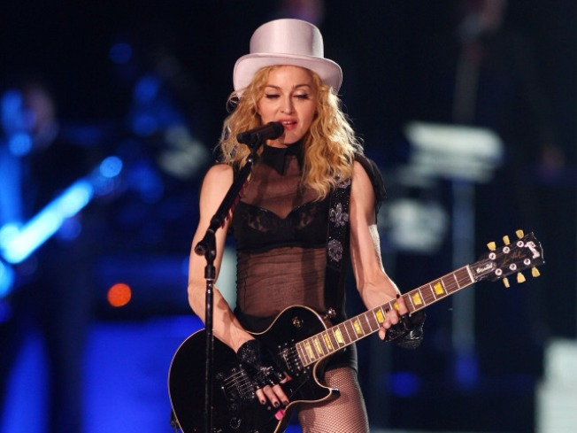 "Madonna Talks Divorce, Lady Gaga & Being a ""Geek"" In High School"