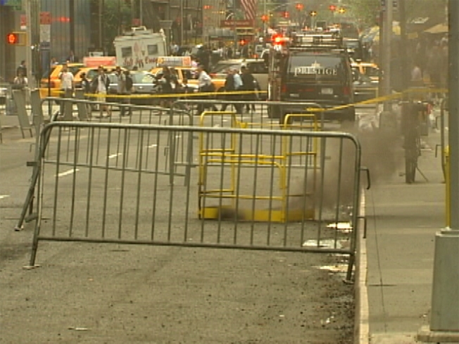 Another Day, Another Manhole Explosion in Manhattan