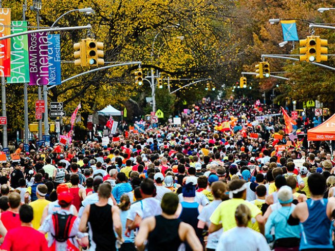 11/6-7: NYC Marathon (Brunch! Music!), NY Art Book Fair…