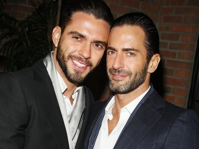 Marc Jacobs: Engaged!