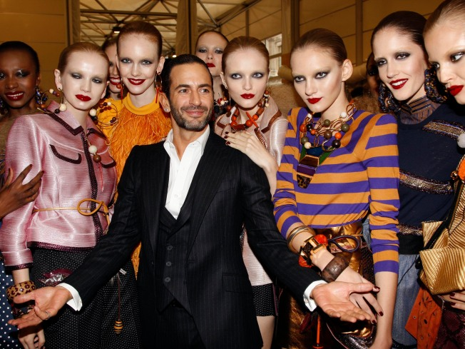 The Scoop on Marc Jacobs' Monday Show