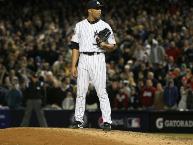 Mariano Rivera Takes Home Some More Hardware