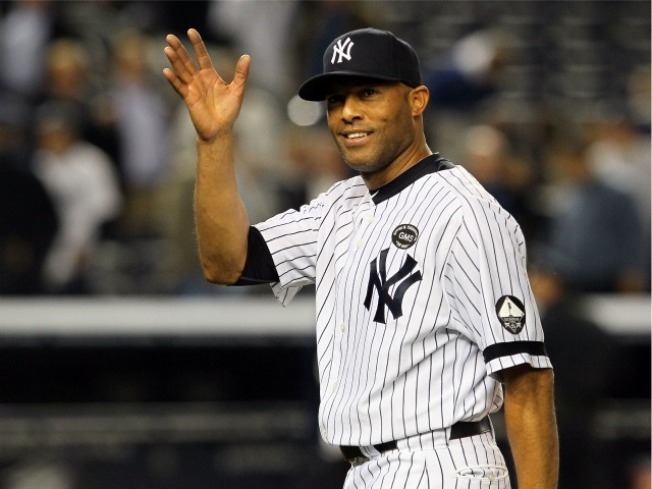 Mariano Rivera Closes Another One With the Yankees