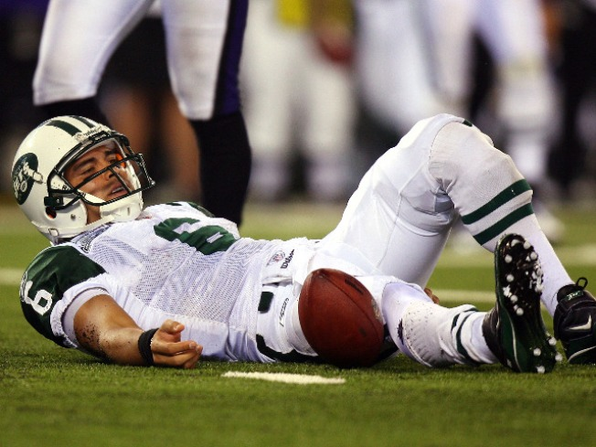 The Wraps Have to Come Off of Mark Sanchez
