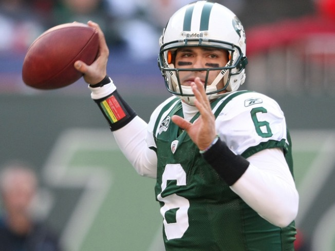 Looks Like We'll Find Out How Mark Sanchez Enjoys Winter