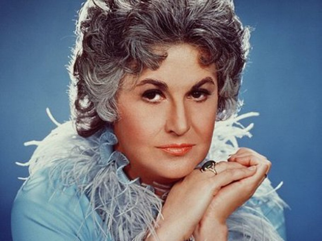 7/31: Bea Arthur's Underpants, Please